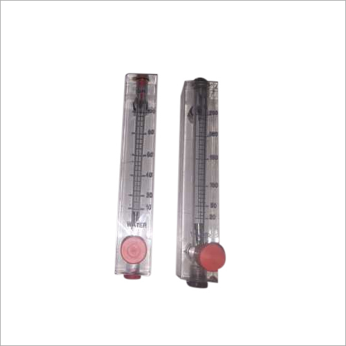 Acrylic Purge Rotameter