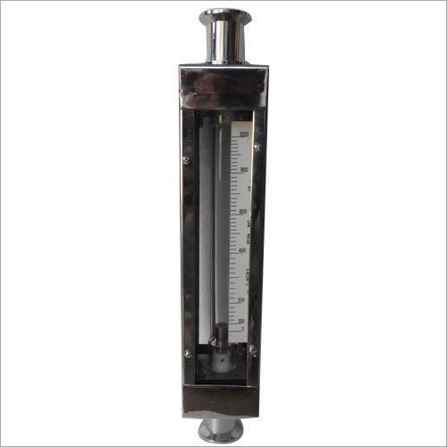 Black Glass Tube Rotameter
