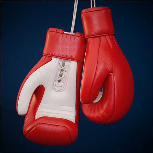 3d Model Max Boxing Gloves