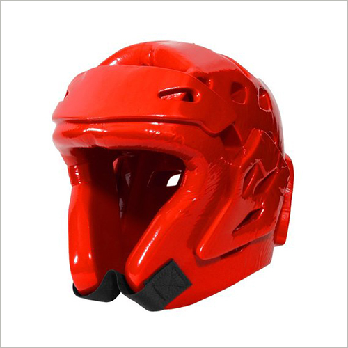 Red Foam Dip Headgear