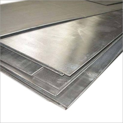 Polished Stainless Steel Plain Plate