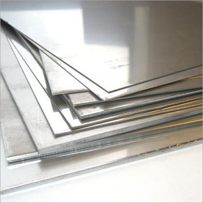 Polished Stainless Steel Flat Sheet