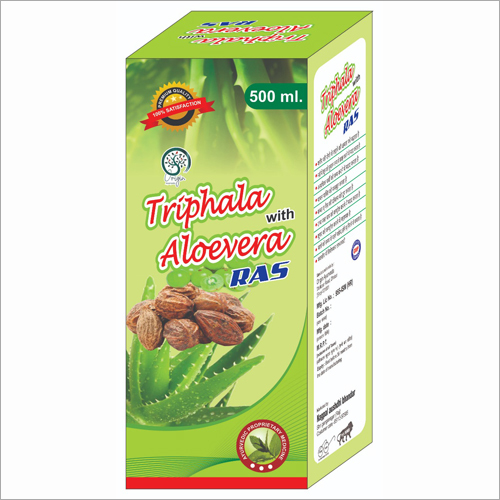500 ml Triphala With Aloevera Ras