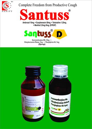 Santuss D Syrup