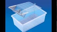 Plastic Animal Cage (Twin Grill)