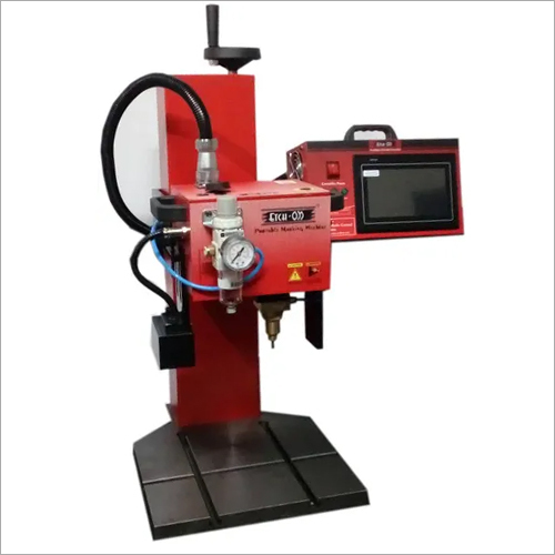 Pneumatic Dot Pin Marking Machine 304 (Standalone cum Portable)