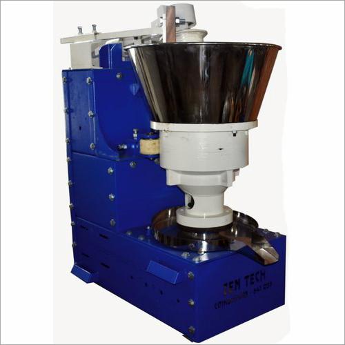 V.O.C Semi Automatic Stone Oil Extraction Machine