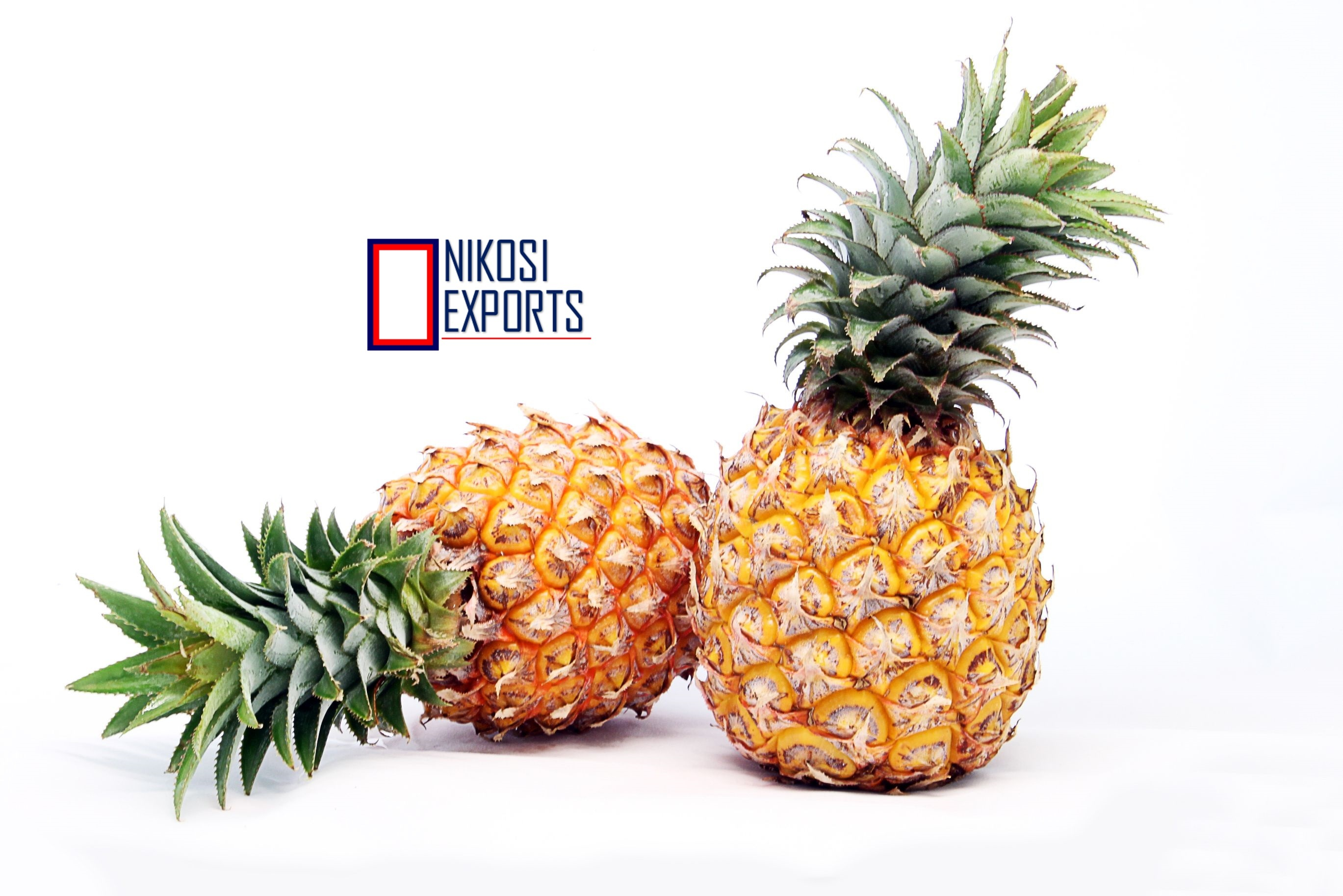 A Grade Sweet Fresh Pineapple