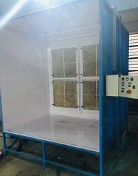 Wet Type Liquid Paint Booth