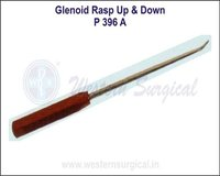 Glenoid RASP Up & Down