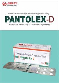 Pantoprazole 20mg + Domperidone 10mg Tablet