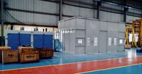 Dry Type Liquid Paint Booth