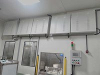 Pressurized Paint Booths