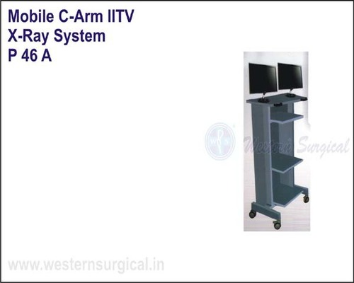 Mobile C-ARM IITV X-Ray System Specification