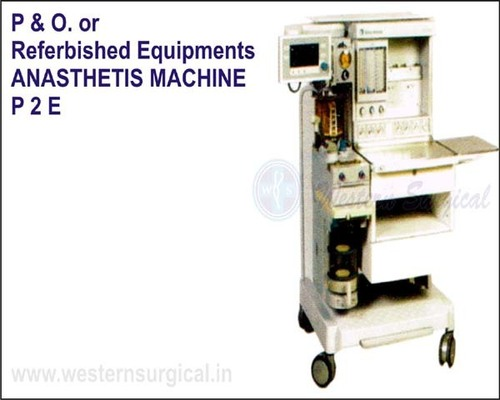 Anasthetia Machine