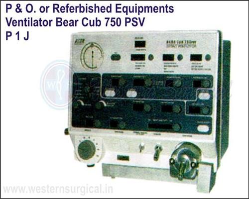 Ventilator Bear Cub 750 PSV