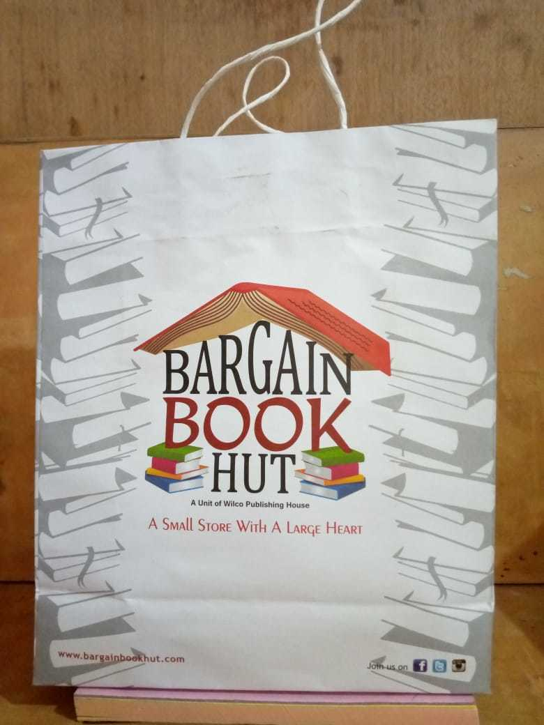 Paper Carry Bag With Handle