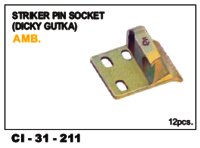 Striker Pin Socket (Dicky Gutka) Amb