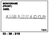 Monogram(Front) Amb