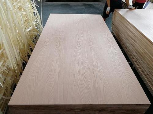 Red Oak veneer laminate wooden office furniture boards