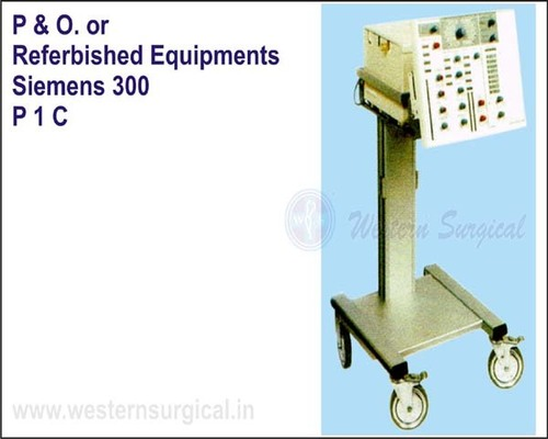 REFERBISHED EQUIPMENTS
