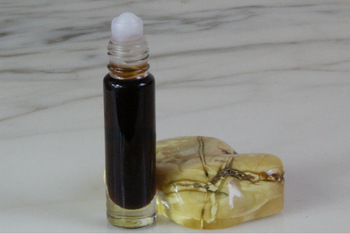 ambergris oil