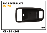 Rc Lever Plate Isuzu