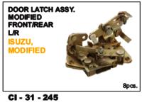 Door Latch Assy Modified Front/Rear Isuzu ,  L/R