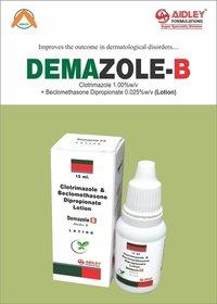 Clotrimazole 1.00%w/v + Beclomethasone Dipropionate 0.025%w/v
