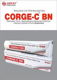 Beclomethasone Dipropionate 0.025% + Neomycin Sulphate 0.5% + Clotrimazole 1.00%