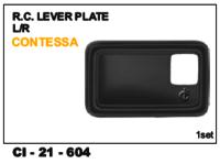 Rc Lever Plate   Contessa  L/R