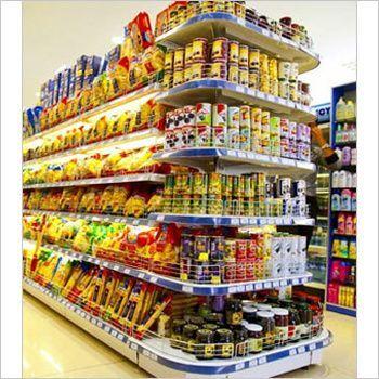 Super Market Rack