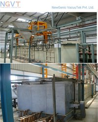 Spray Type Pre Treatment Plant
