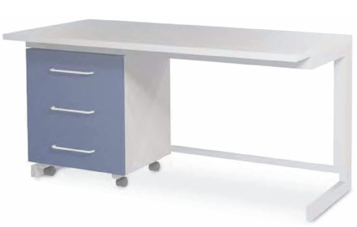 Bench with C Frame Laboratory Furniture