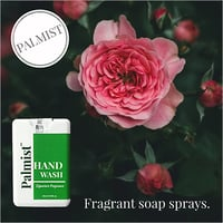 Fragrant Soap Sprays