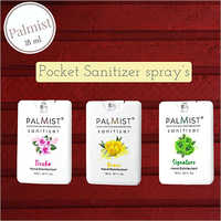 Pocket Sanitizer Spray