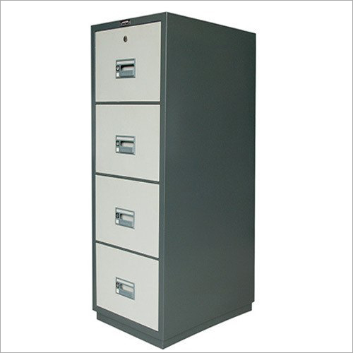 Mild Steel Fire Resistant Filing Cabinet