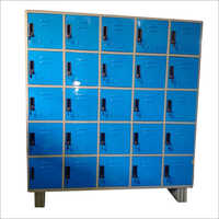 Mild Steel Gym Locker