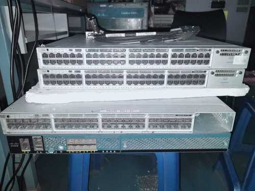 Cisco Catalyst WS-C3850-48P-S Switches for sale/rental