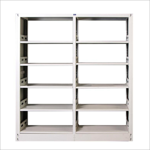 Stainless Steel Library Rack