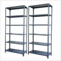 Mild Steel Slotted Angle Rack