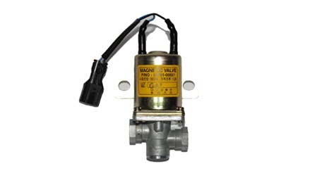 Tata Truck Magnetic Valve (2 Way - New Type) 24V 1.2A (P/N : 38791-00021)