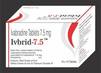 Ivabradine Tablets