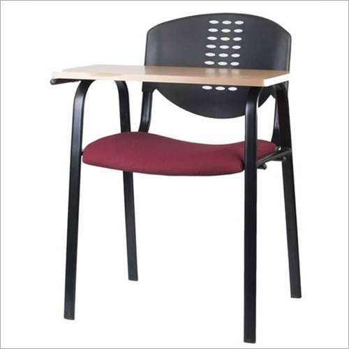 Mild Steel Writing Pad Chair