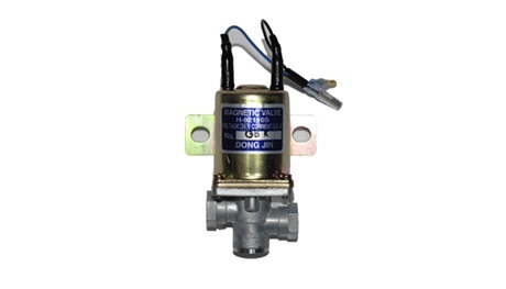 HYUNDAI Truck Magnetic Valve (2 Way - Old Model) 24V 0.8A  (P/N : 59670-92110)