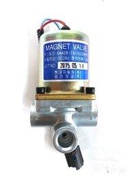 Hyundai Truck Magnetic Valve (3 Way) 24V 1.0A (P/N: 64428-7A100)