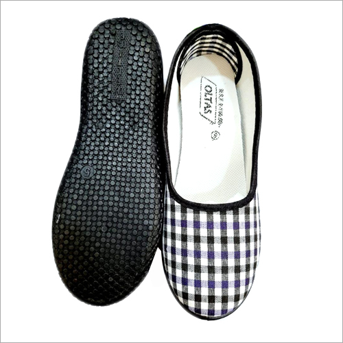 Ladies Cloth Belly Shoes