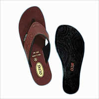 Ladies PU Slippers