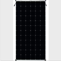 MONOCRYSTALLINE Bifacial Dual-Glass MODULE 380-400 Watt