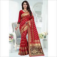Festive Banarasi Silk Saree